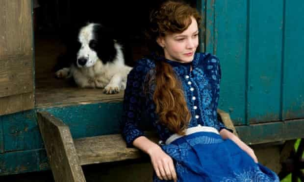 Carey Mulligan in Far From the Madding Crowd.