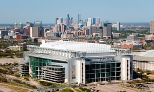 The Astrodome's effective replacement – the NRG Stadium and home to the Texans NFL team since 2002 – stands tauntingly right next door.