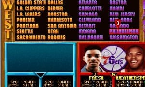 NBA Jam – Tournament Edition