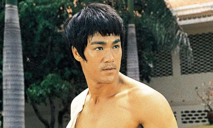Bruce Lee in 1972's Fist of Fury.