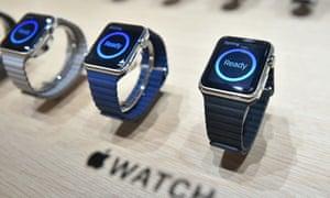 Apple's new smartwatch