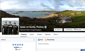 Isles of Scilly Police's Facebook page: the best ever?