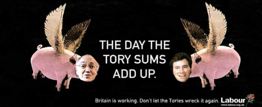 2000s UK The Labour Party Poster