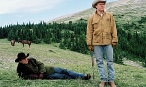 the film that makes me cry brokeback mountain film the guardian jake gyllenhaal and heath ledger in brokeback mountain