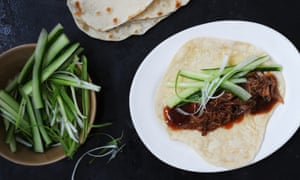 Chinese crispy duck – home-made!