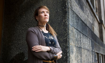 Karyn McCluskey of the Violence Reduction Unit (VRU)