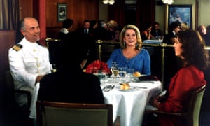 John Malkovich, Catherine Deneuve, Stefania Sandrelli in A Talking Picture, 2003