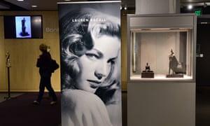 Lauren Bacall auction