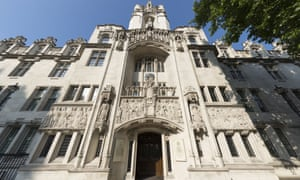 The supreme court judgment said local authorities have a statutory duty to provide accommodation in their own area 'so far as reasonably practicable'.