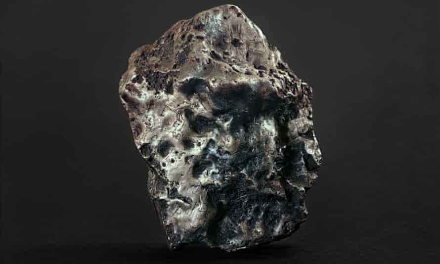 Kanwarpura meteorite by Regine Petersen Find a Fallen Star