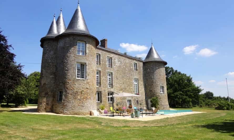Château de la Frogerie