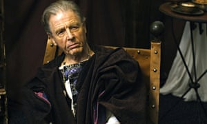 Edward Fox in Fall of an Empire