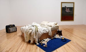 Tracey Emin at Tate Britain