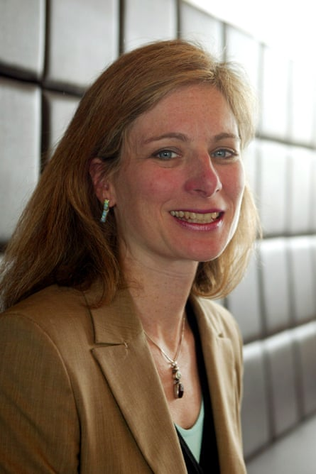 Lisa Randall, professor of theoretical physics at Harvard University