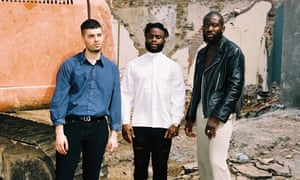 Young Fathers in Cape Town.