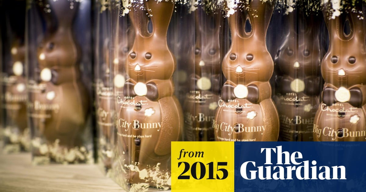 7bad1d5752f9 I should cocoa: Hotel Chocolat boss aims for more bounce than an Easter  bunny