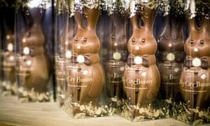 Hotel Chocolat bunnies