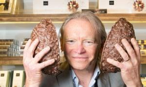 Angus Thirlwell Hotel Chocolat boss