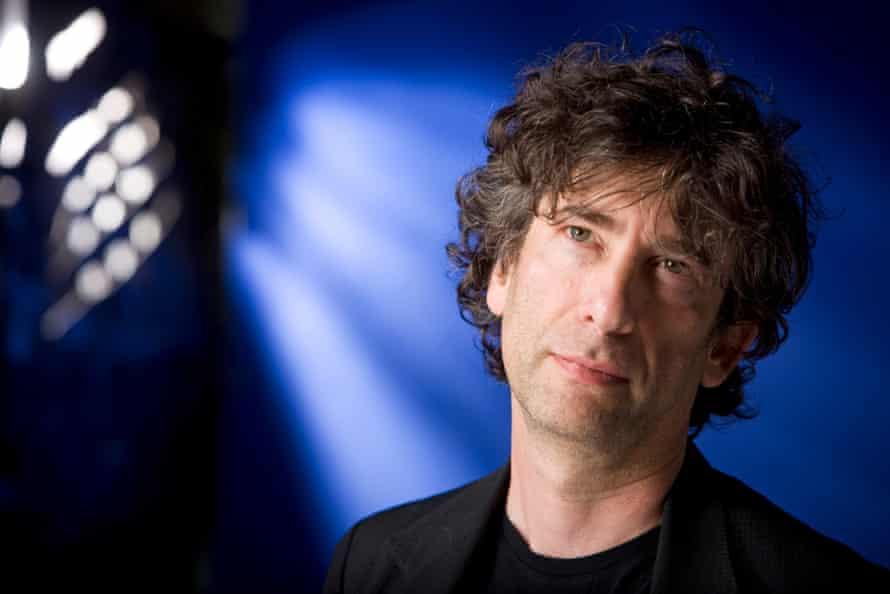 Neil Gaiman,.
