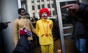 Fast-food workers at McDonalds vow not to give up on increased wages without a fight.