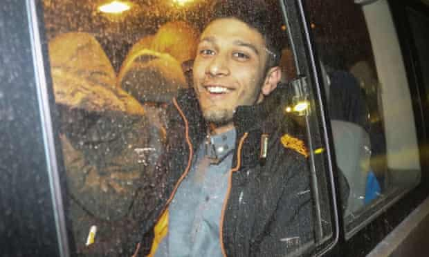 Waheed Ahmed, the 21-year-old son of a Labour Councillor, is one of nine Britons who have been held by Turkish security officials are attempting to enter Syria illegally.