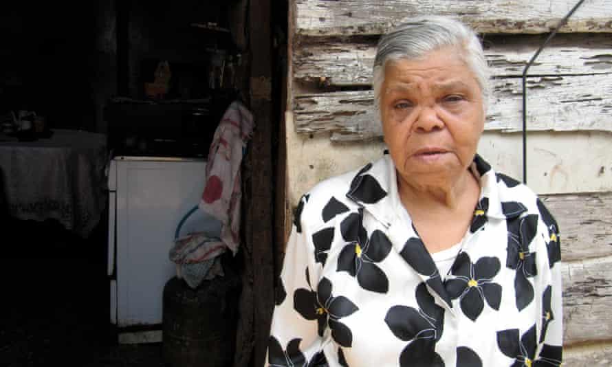 Marta Orellana was experimented on when she was nine.