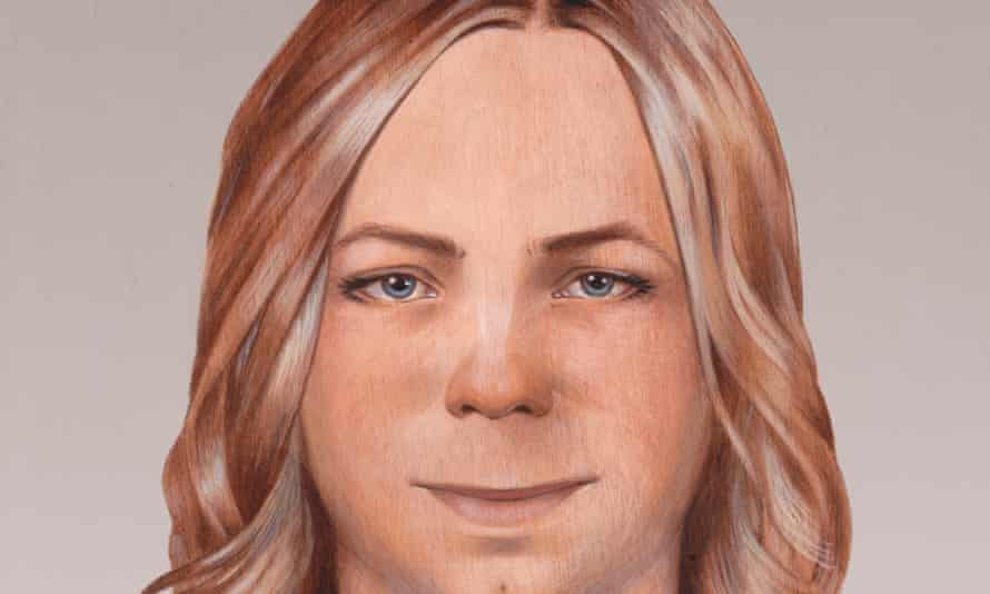 This drawing of Chelsea Manning is her profile picture on her Twitter page @xychelsea.