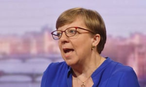 Alison Saunders, the director of public prosecutions.