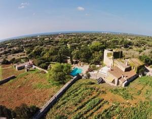 Surreal estate: Torre San Nicalau, Mahon, Menorca