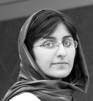 Iranian architect Leila Araghian
