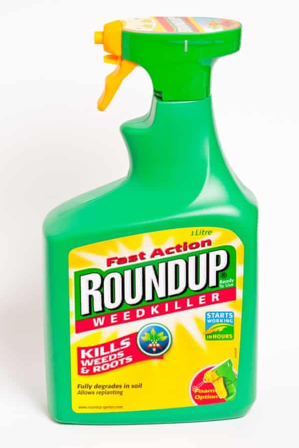 Monsanto's Roundup weedkiller