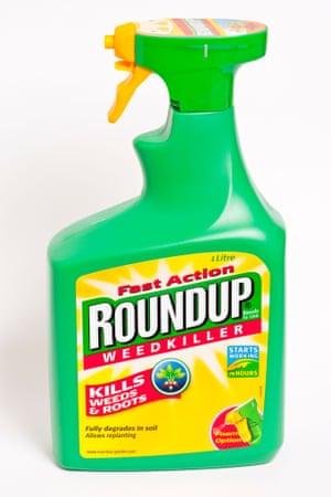 Monsanto's Roundup weedkiller