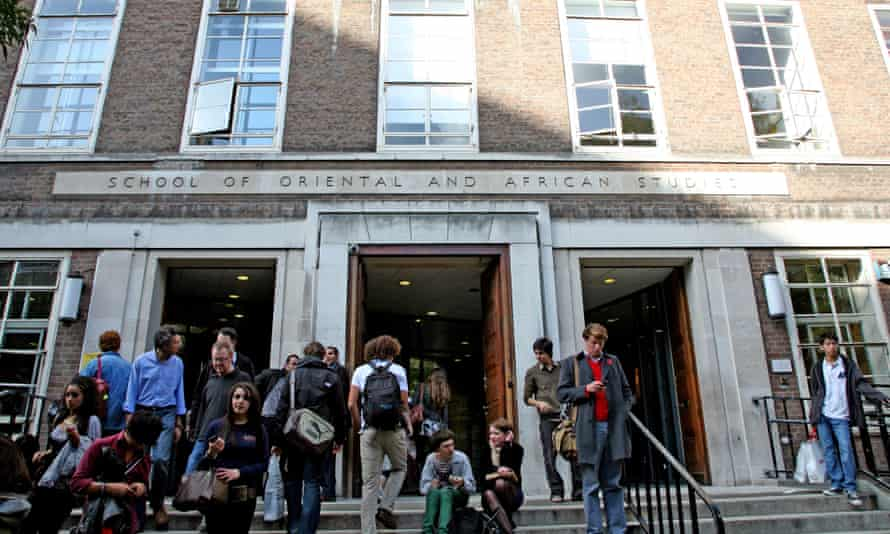 The School of Oriental & African Studies has been called on by 63 staff to divest from fossil fuels.