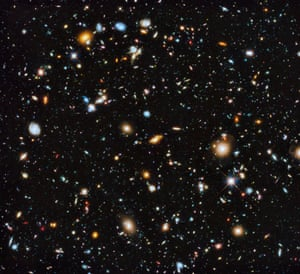Astronomers using the Hubble Space Telescope have captured the most comprehensive picture ever assembled of the evolving universe and one of the most colourful.