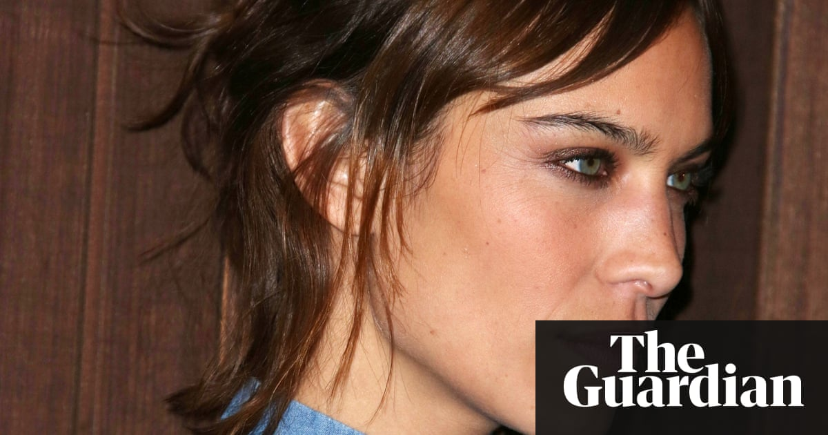 Sideburns For Women Get In The Loop Fashion The Guardian
