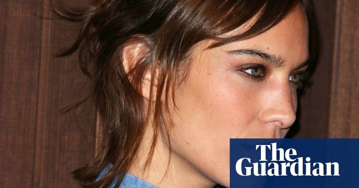Sideburns for women: get in the loop | Fashion | The Guardian