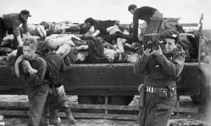 An image from German Concentration Camps Factual Survey