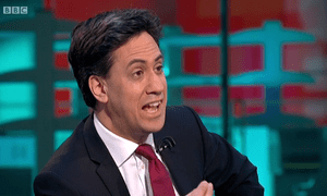 Ed Miliband tells Evan Davis he will not allow the SNP to call the shots if Labour are in government.