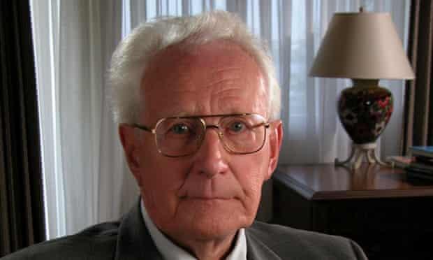 Oskar Gröning, as seen in 2005.