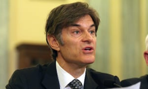 Latest Dr Oz accusations have more to do with GMOs than diet