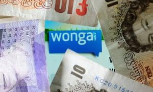 Wonga has announced a £37m pretax loss.