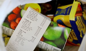 Supermarket pricing is in the spotlight.