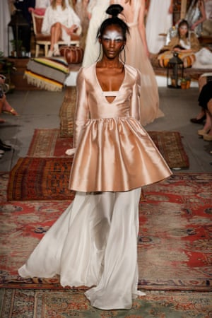 The Amal Clooney effect: the latest bridal fashion trends