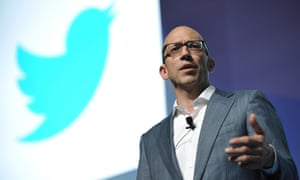 Twitter CEO Dick Costolo speaks during The Twitter Seminar as part of Cannes Lions festival.