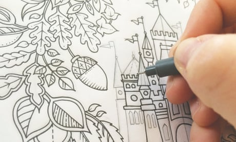 Secret Garden Colouring In Book Sells 3m Copies China