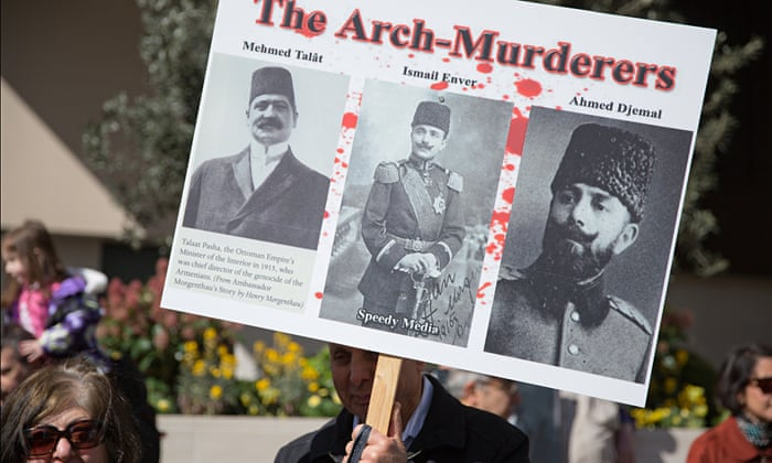 Turkey must end its 100 years of genocide denial | Armenian ...