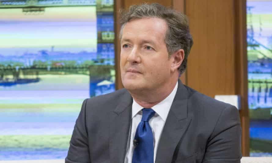 Piers Morgan, who co-hosted ITV's Good Morning Britain last week, has been questioned by police over phone-hacking allegations.
