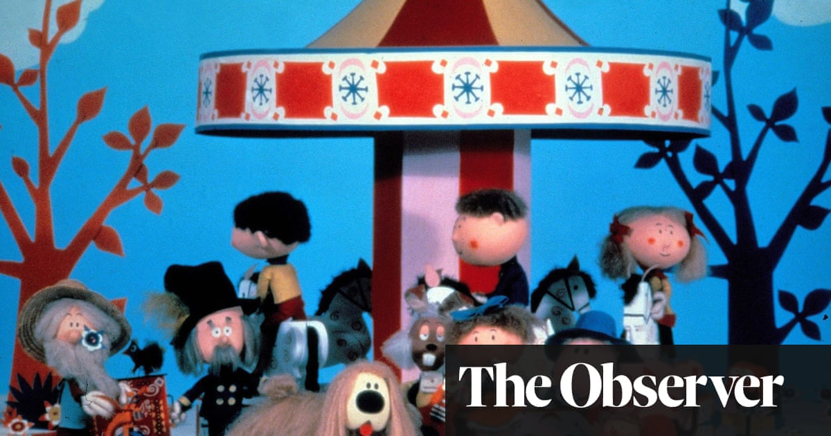 From The Observer Archive 23 April 1967 The Charm Of The Magic Roundabout Children S Tv The Guardian The Magic Roundabout