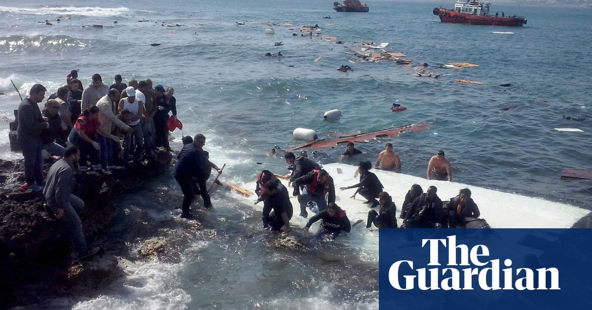The sea does not care': the wretched history of migrant