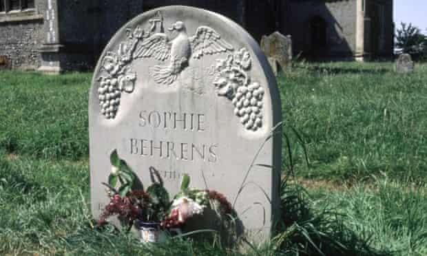 Sophie's stone.